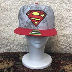 Superman Adjustable Hat
